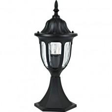 Cветильник-столбик QUEEN 45 см черный