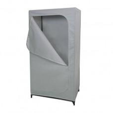 Гардероб тканевый 150*75*45 серый